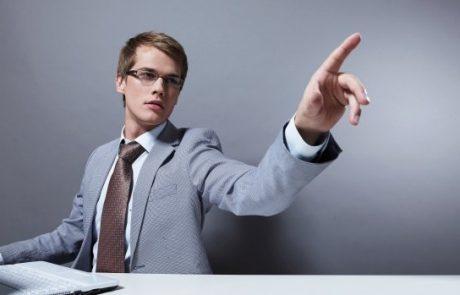 זכרו: איש המכירות של הבנק, הוא… איש מכירות
